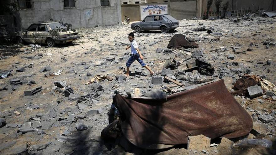 4.000 millones de dólares para volver a reconstruir Gaza