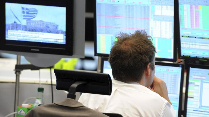 El Dax 30 de Fráncfort baja un 0,69 por ciento en la apertura