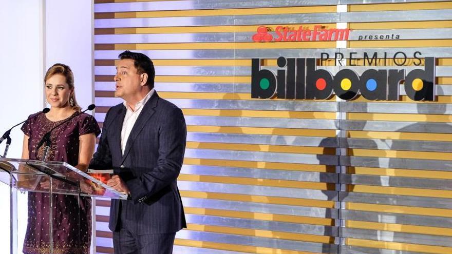 Romeo Santos y Enrique Iglesias, favoritos a los premios Billboard latinos