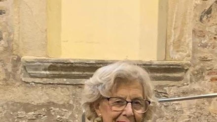 """Manuela Carmena confía en que si hay una mayoría progresista, los grupos """"constituyan una unidad de gobierno"""""""