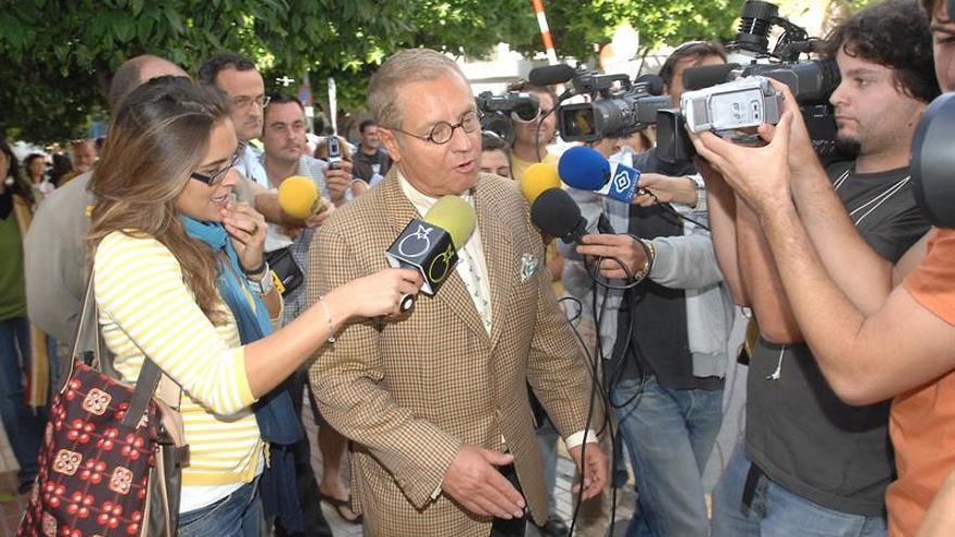 A juicio el abogado Javier Saavedra por estafa a Javier Rigau
