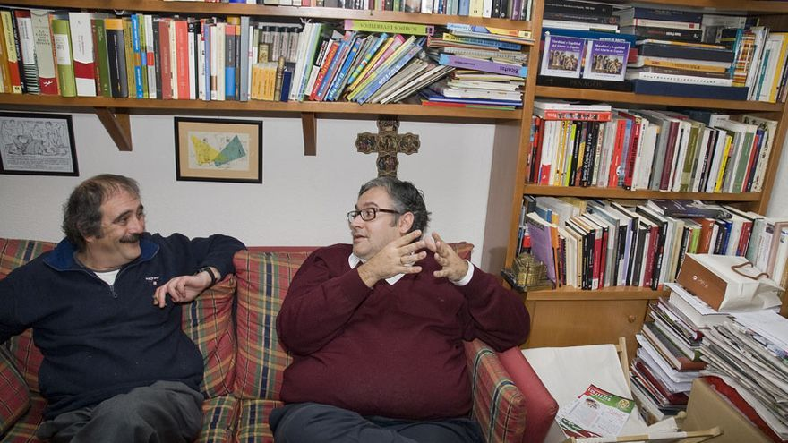Rafael Reig y Juan Manuel de Prada