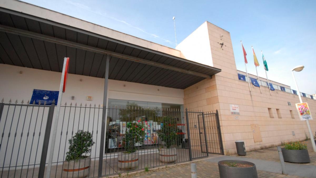 Centro cívico de Villarrubia.