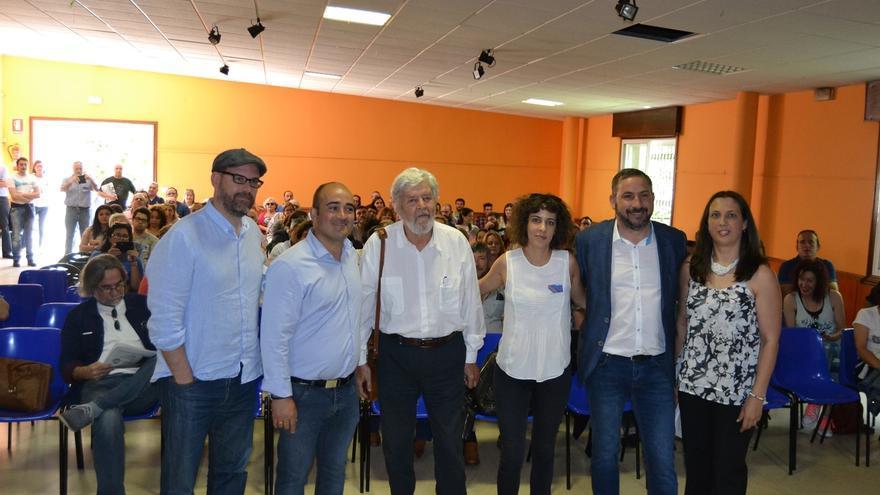Beiras, Noriega y la uno de En Marea por Pontevedra se lanzan a por el voto nacionalista descontento con el BNG