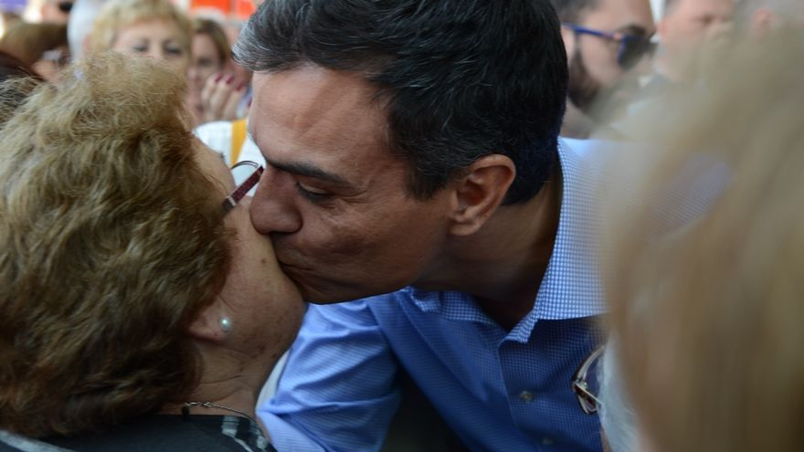 El PSOE echará el resto en la recta final para reconquistar a medio millón de votantes
