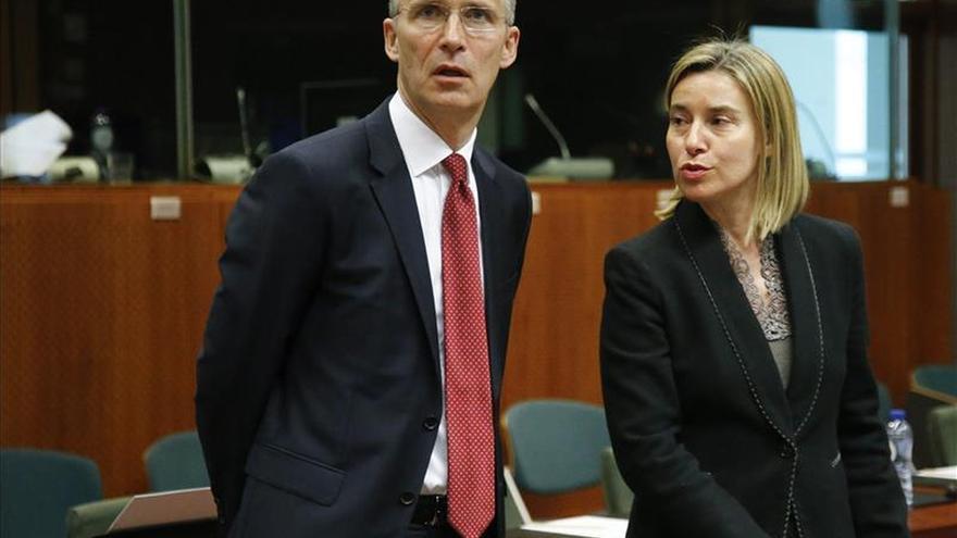 La UE intenta impulsar su implicación en Oriente Medio con el viaje de Mogherini