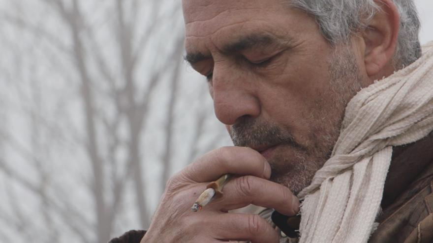 """Eusebio Mayalde, el """"chamán"""" de la sierra salmantina"""