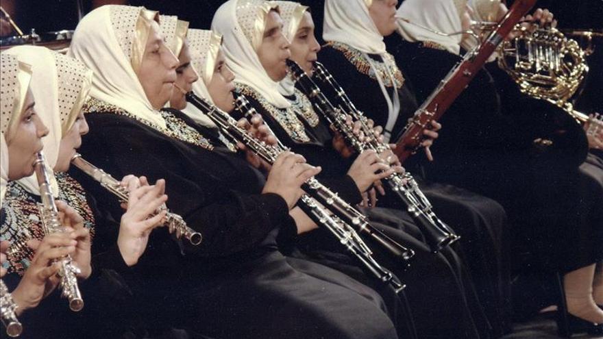 Música para superar el estigma de la ceguera en Egipto