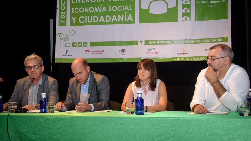 I Jornada de Energía Verde, Economía Social y Ciudadanía