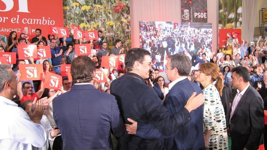 """Pedro Sánchez, convencido de que estas elecciones serán las """"definitivas"""""""