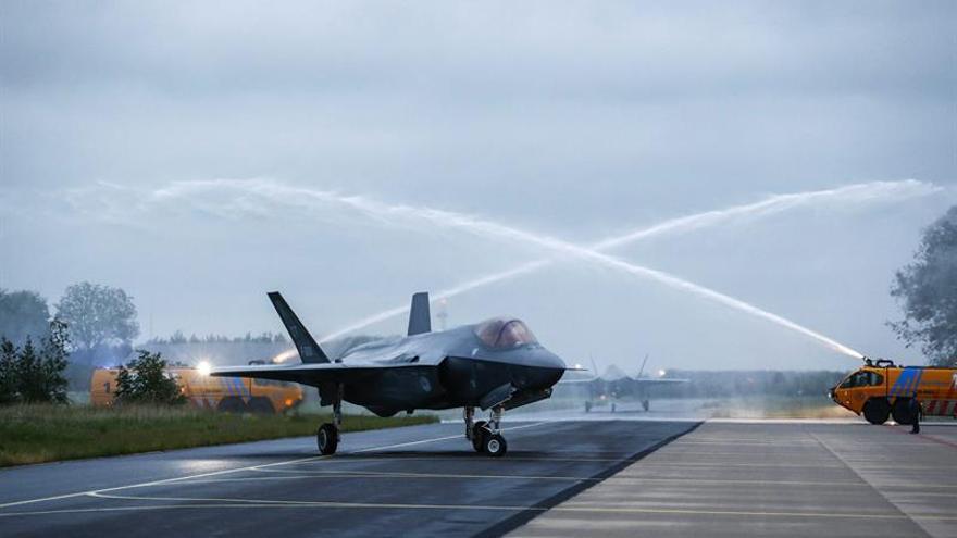 Australia aún quiere los aviones F-35 pese a las críticas de Donald Trump
