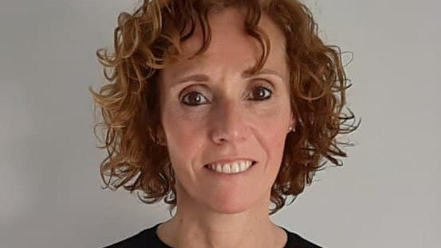 Amaia Mayor, portavoz de SATSE en Euskadi