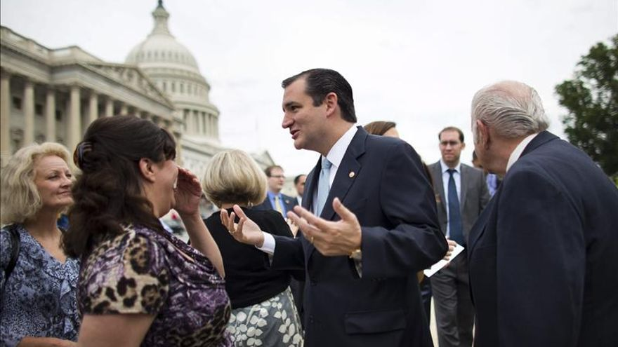 Los líderes del Tea Party piden que el IRS sea auditado y anuncian demandas