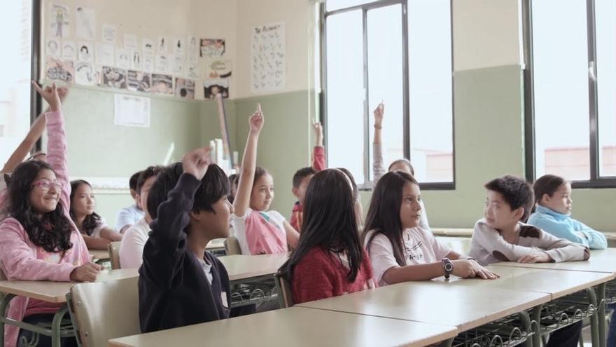Los colegios Juan de Herrera, San José y el IES José Hierro ganan el concurso de la ONCE contra el bullying