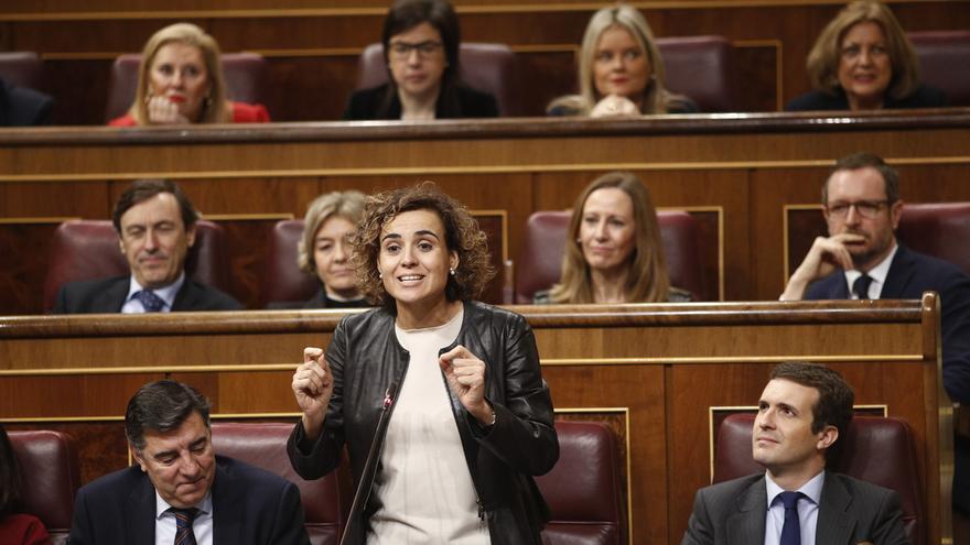 """El PP censura a Sánchez por recibir a Torra """"con honores de Estado"""" y por buscar una foto """"para quedarse en La Moncloa"""""""