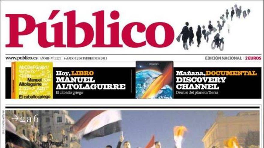 De las portadas del día (12/02/11) #9