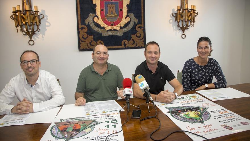 Camargo acoge este fin de semana el IV Maratón Solidario de Balonmano