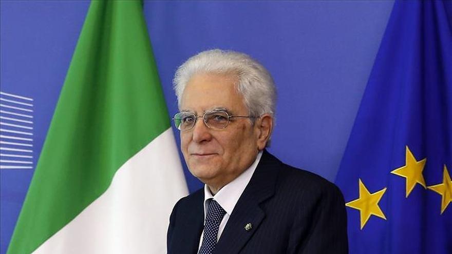 El presidente italiano promulga la nueva ley electoral