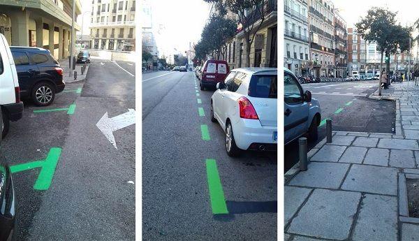 Nuevas plazas para residentes en C/ Bárbara de Braganza y C/ Mejía Lequerica | Fotografías: Ayuntamiento de Madrid