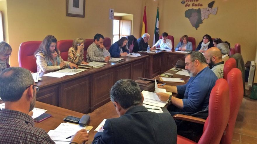 Comisión de Seguimiento del Parque Cultural Sierra de Gata / www.dip-caceres.es