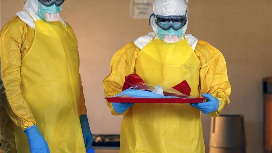 La OPS entrenará a profesionales de la salud de América Latina para tratar casos de ébola