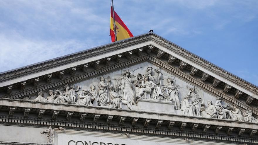 Convergéncia, Unió, PNV, Amaiur, ERC y BNG no asistirán a los actos de la Constitución en el Congreso