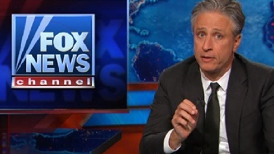 """Jon Stewart estalla contra la FOX News: """"¡Adiós, hijos de p...!"""""""