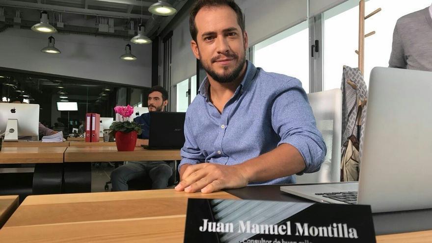 Juan Manuel Montilla, 'El Langui', cantante y actor