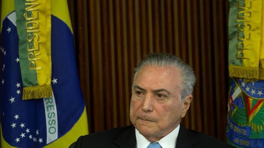 La nueva fase de la crisis brasileña acorrala al Gobierno de Temer