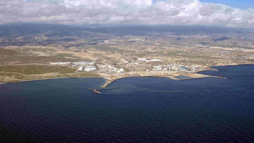 Puerto de Granadilla, en el sur de Tenerife / Foto cedida