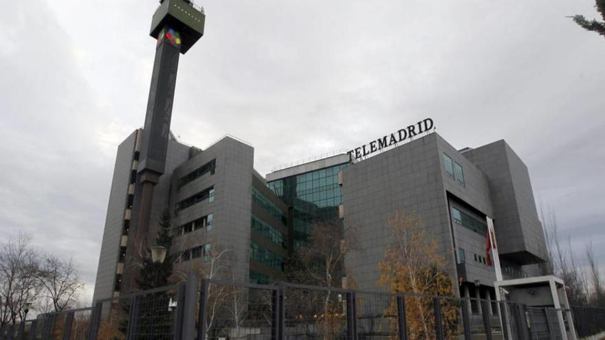 Vista general de instalaciones de Telemadrid en Pozuelo de Alarcón (Madrid) (EFE)