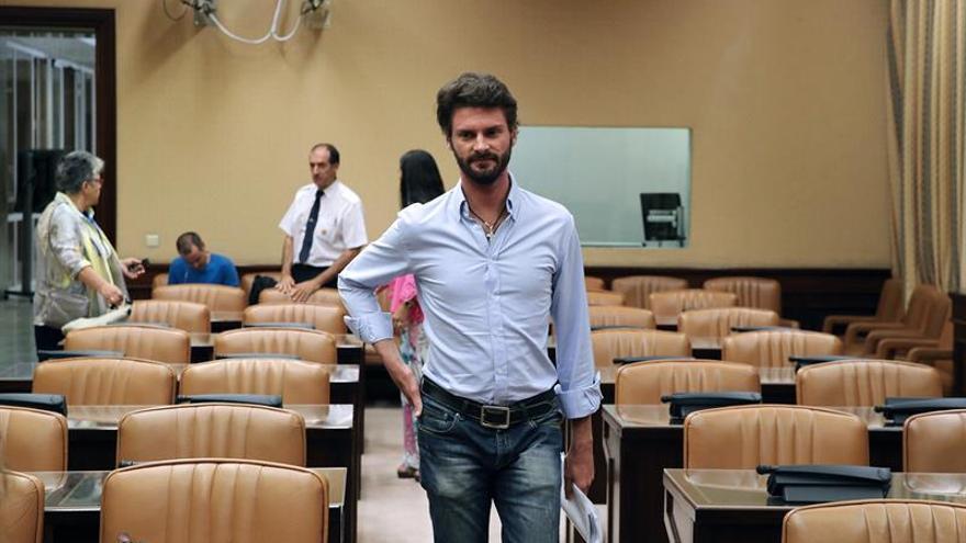 Rafael Vidal, superviviente del accidente de Spanair, ingeniero y miembro de la Asociación de Afectados del Vuelo JK 5022