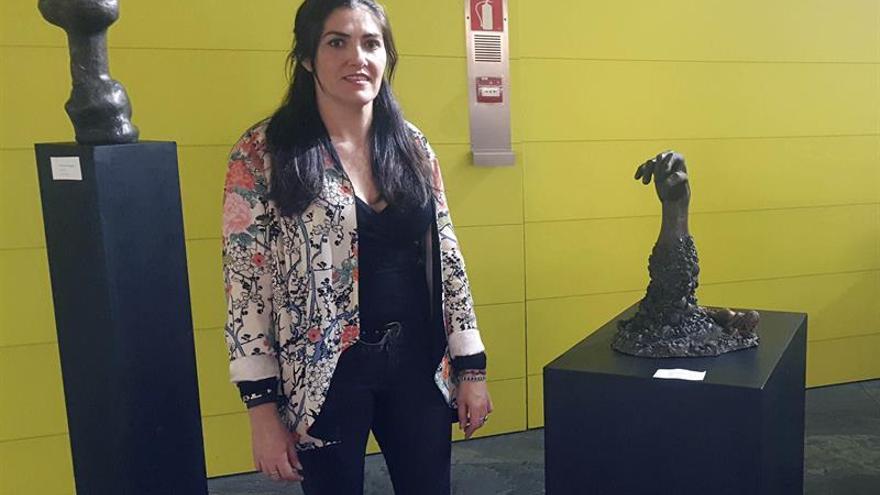 'Brújulas por la igualdad' impulsa lucha contra la violencia usando esculturas