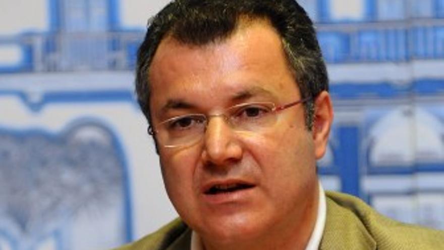 Ignacio González. (ACFI PRESS)