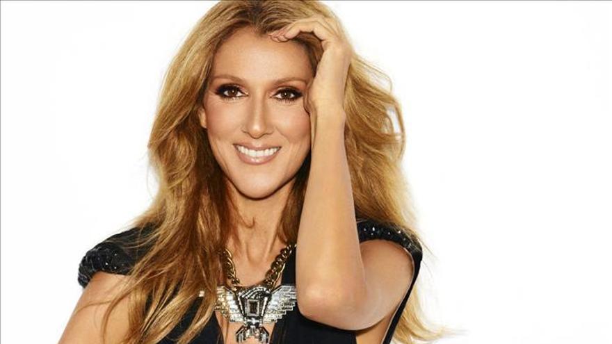 """Celine Dion juega sobre seguro en """"Loved me back to life"""""""