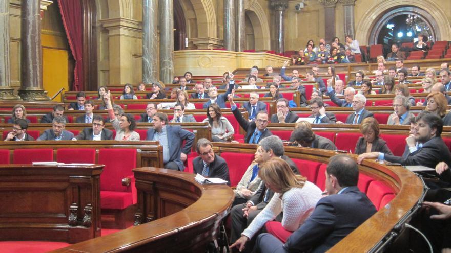 El Parlamento catalán aprueba este miércoles crear una comisión sobre el 'derecho a decidir'