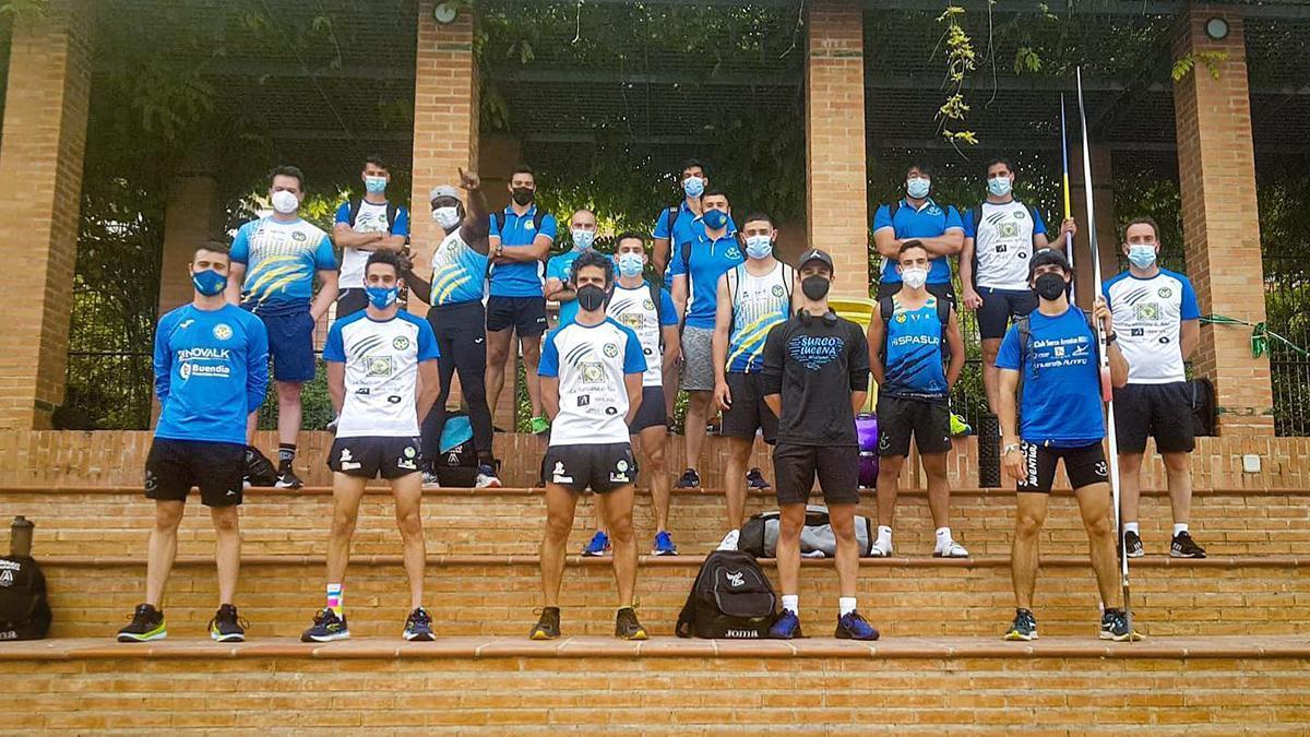 Atletas del Surco Lucena