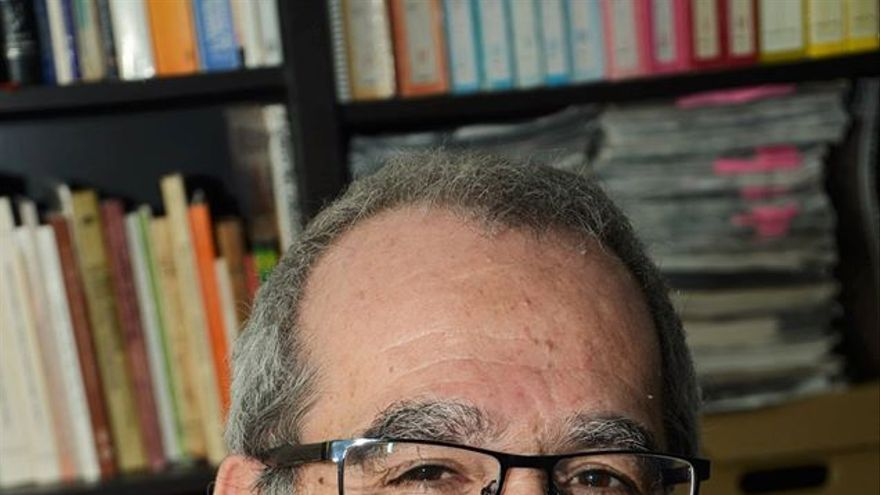 José de León, candidato de Podemos al Senado por Gran Canaria