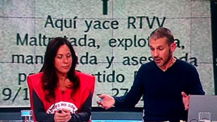 El cierre de RTVV ha costado, de momento, 144 millones