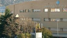 El Hospital General de Castellón