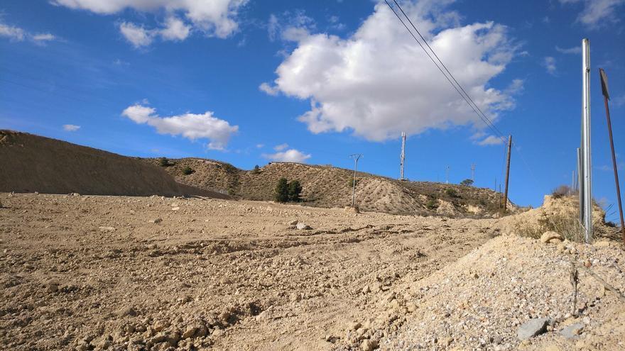 Roturación ilegal en Los Manzanos / Ecologistas en Acción