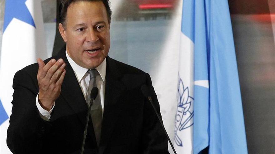 """El presidente de Panamá asegura haber sido amenazado por un """"peligroso criminal"""""""