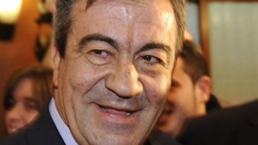 Francisco Álvarez-Cascos. (EUROPA PRESS)