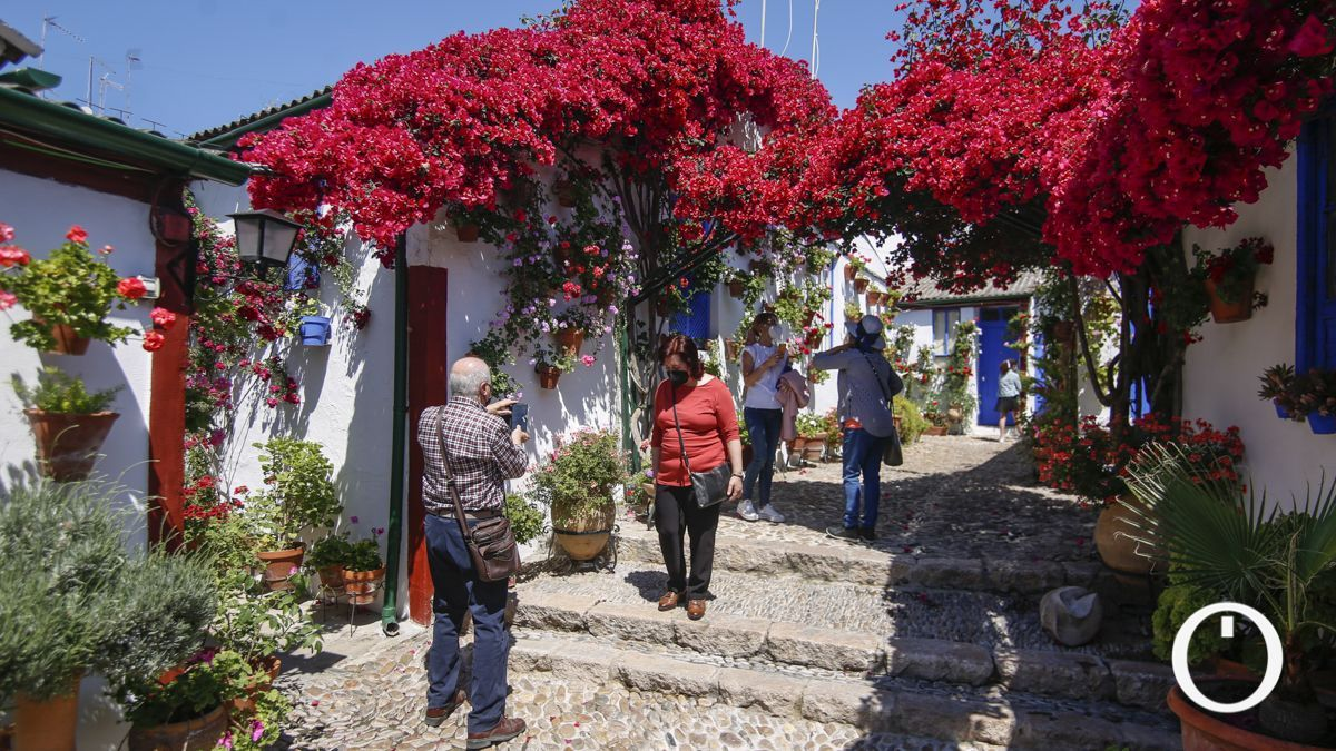 Patio de la calle Marroquies, 6.