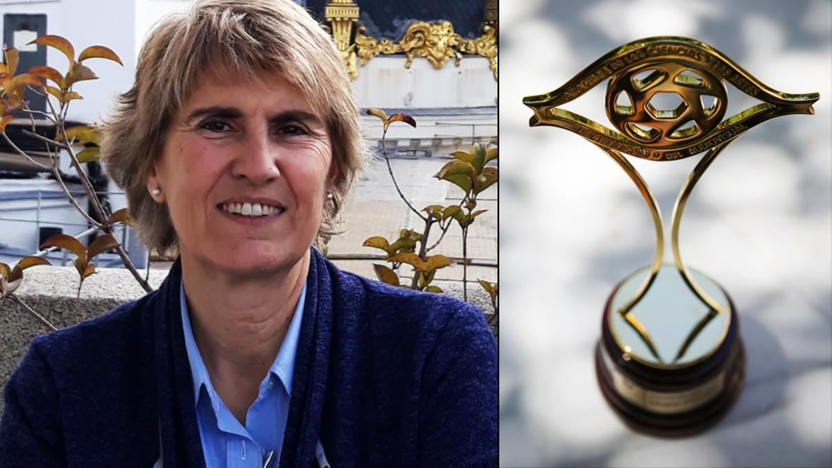 Paloma del Río, Premio Iris de la Crítica 2021