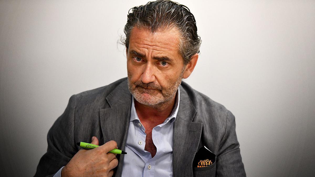 Pere Barrios, impulsor de Patronal Catalana