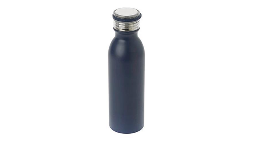 Reduce tu consumo de plásticos usando una botella reutilizable.