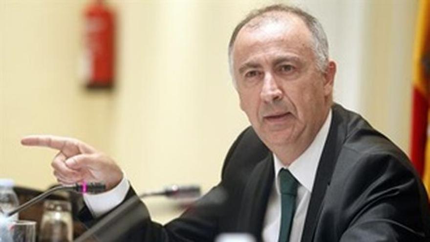 Francisco Hernández Spínola, vicesecretario general del PSOE en Canarias
