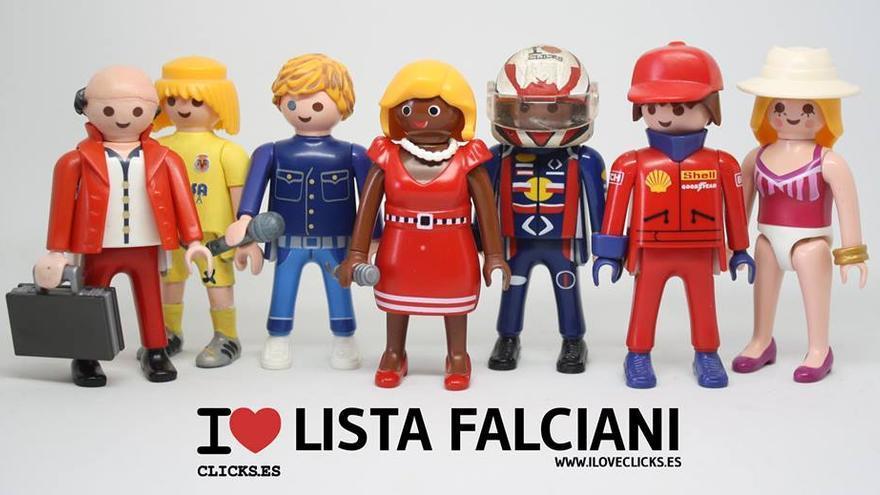 I love Lista Falciani