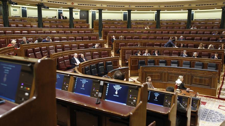 El Congreso, preparado para recibir a los nuevos diputados a partir del miércoles